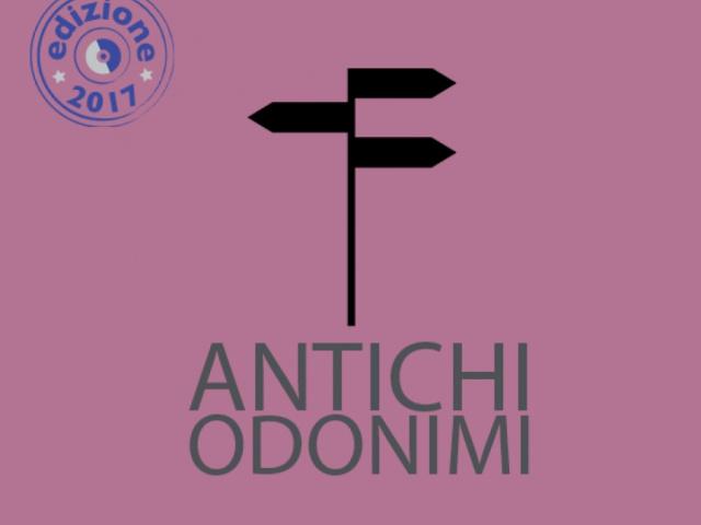 Antichi odonimi - Comune di San Casciano in Val di Pesa