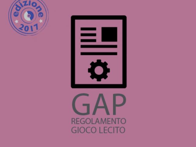 GAP - Regolamento sull'esercizio del gioco lecito - Comune di Prato