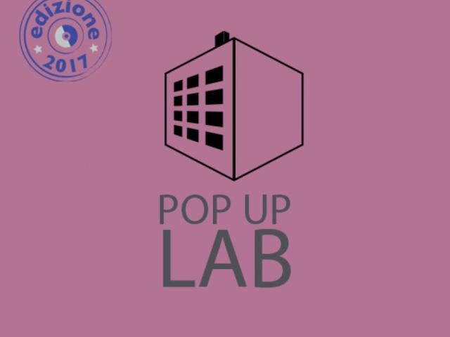 POP UP LAB - Riqualificazione aree commerciali - Comune di Prato