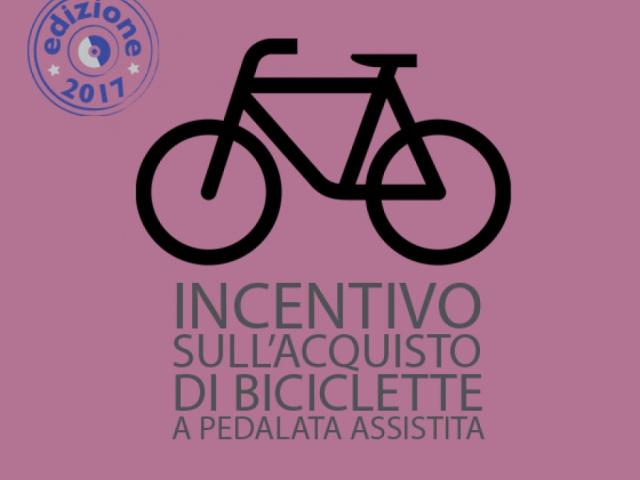 Incentivo sull'acquisto di biciclette a pedalata assistita - Comune di Piombino