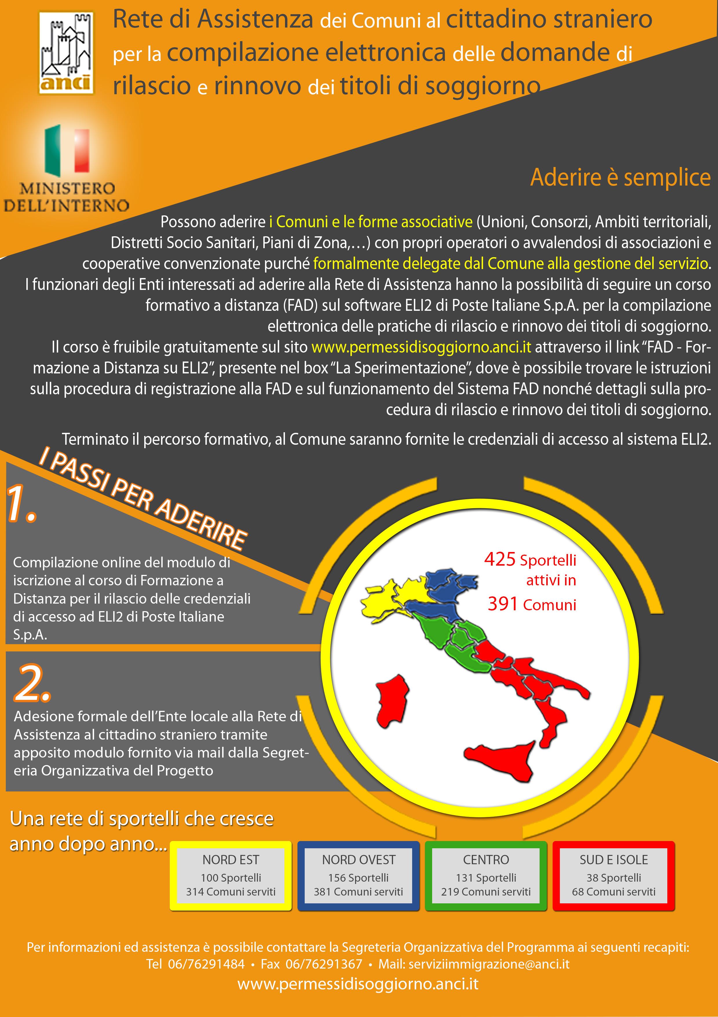 Permessi di soggiorno - ANCI Toscana