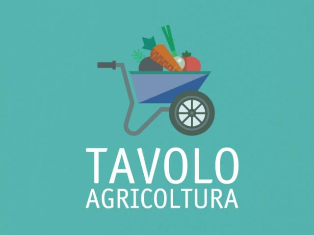 Tavolo Agricoltura