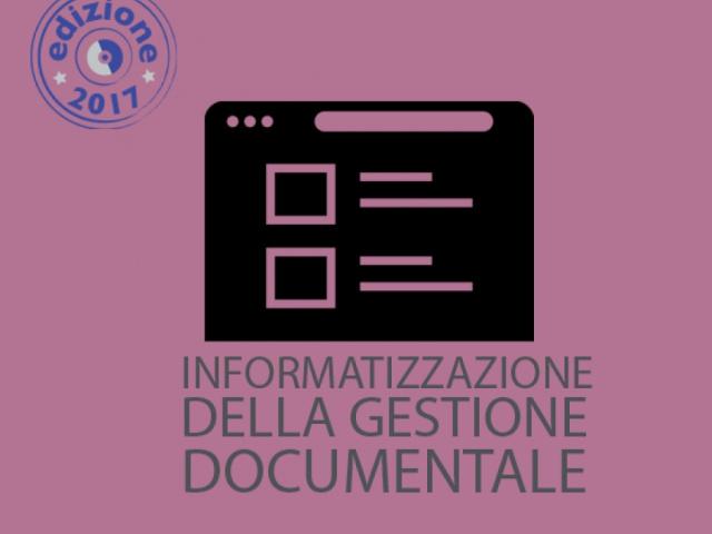 Informatizzazione della gestione documentale per la redazione del Documento Unico di Programmazione (DUP) - Comune di Seravezza