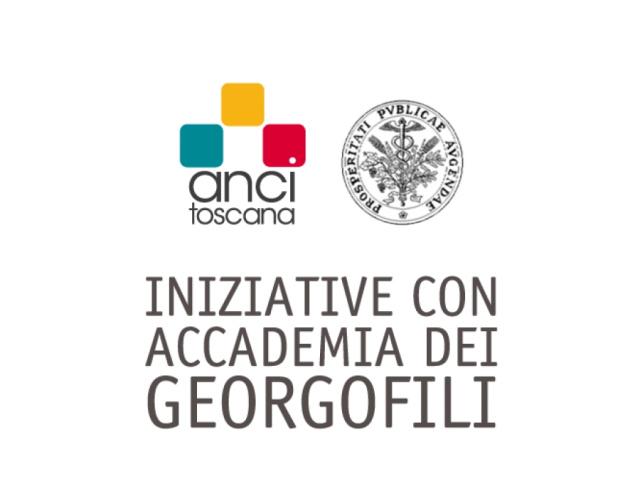 Iniziative con Accademia dei georgofili