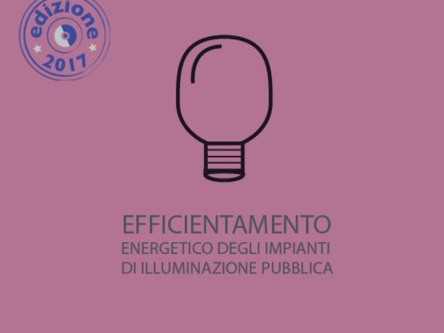 Efficientamento energetico degli impianti della illuminazione pubblica - Comune di Campi Bisenzio